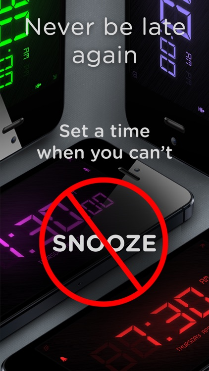 Loud Alarm Clock – the LOUDEST alarm clock for your night stand, period! screenshot-4