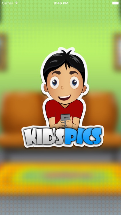 Kid'sPics - Fun for kids & great for parents