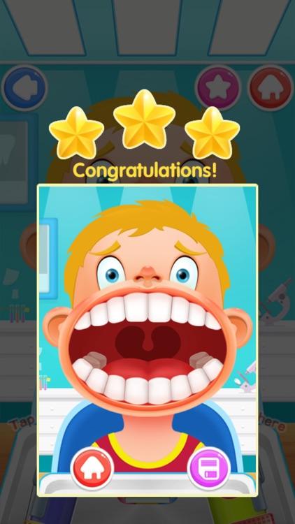 Little Lovely Dentist - Kids Doctor Games, Crazy Dentist, Dentist Office screenshot-4