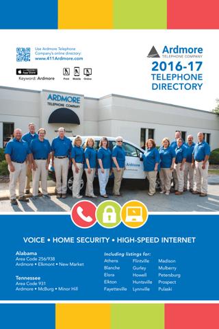 Ardmore Telephone Company - náhled