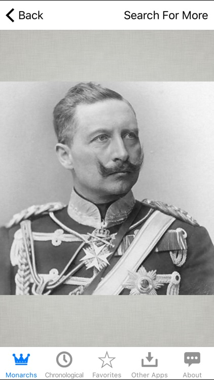 The Monarchs of Prussia