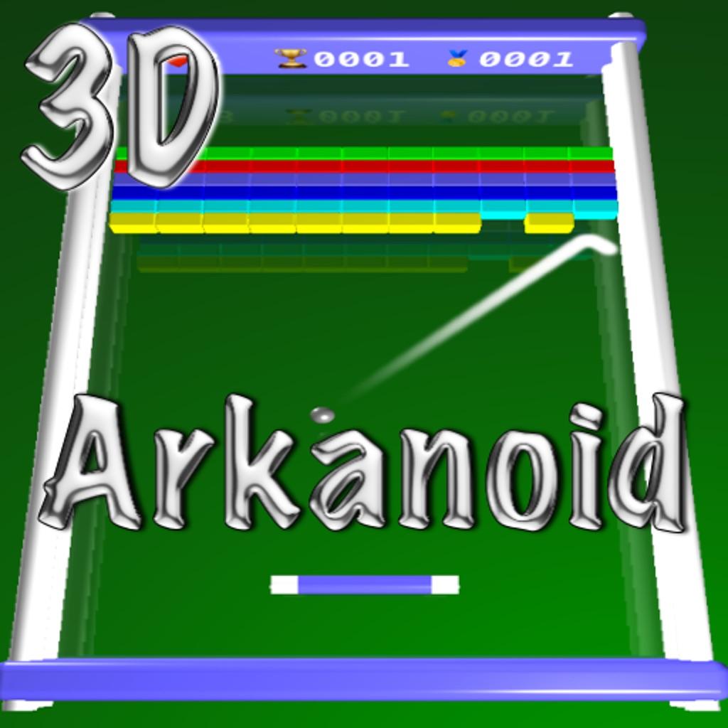 Arkanoid 3D hack