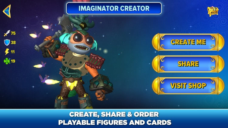 Skylanders™ Creator screenshot-1
