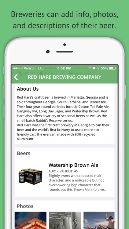 Craft Crawler - Local Brewery and Craft Beer Directory screenshot-4