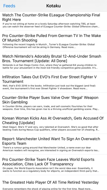 Esports News screenshot-3