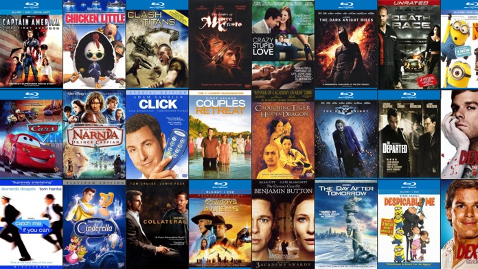 My Movies - Movie & TV Collection Library Screenshot