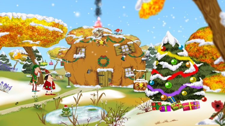 The Witch and the Christmas Spirit screenshot-4