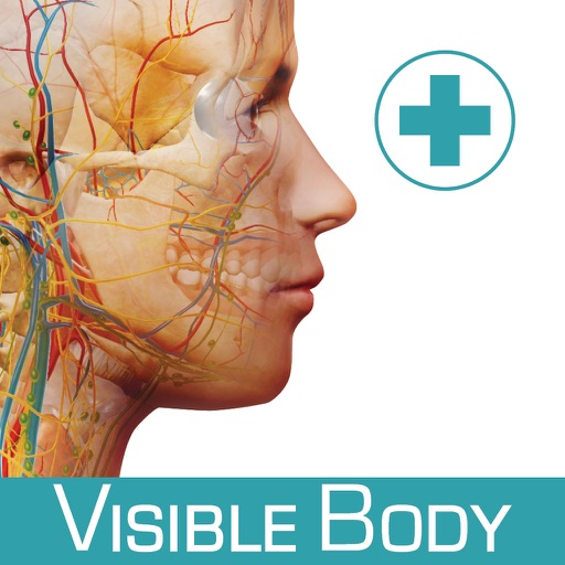 Anatomy & Function: A 3D Visual Reference of the Human Body icon