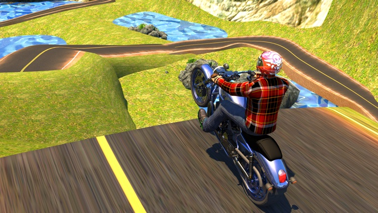 Bike Racing - Free screenshot-2