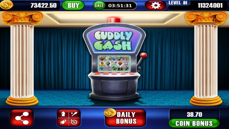 Cuddly Cash Slots screenshot-4