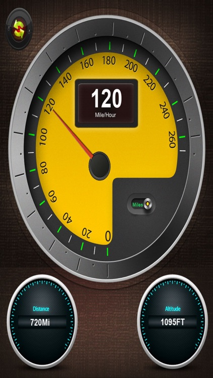 Speedometer - Know your Driving Speed HD screenshot-4