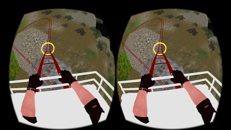 VR Roller Coaster : For Google Cardboard screenshot-3