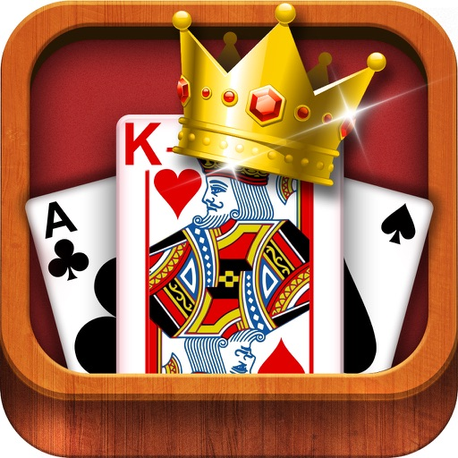 Solitaire Spider Classic - Play Klondike, FreeCell, Gin Rummy Card Free Games iOS App