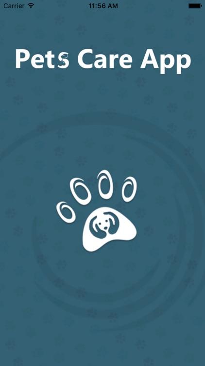 Pets Care App
