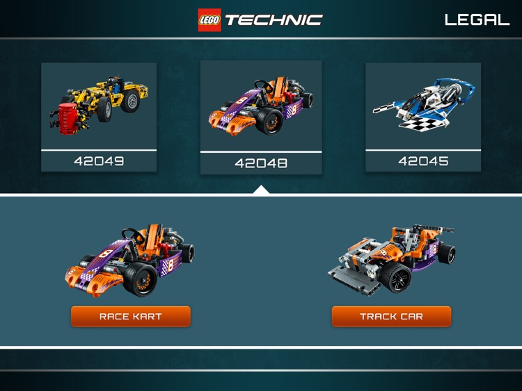 LEGO® Technic Building Instructions screenshot-1