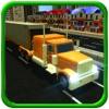 拖车卡车模拟器 - 货物集装箱运输和驾驶游戏