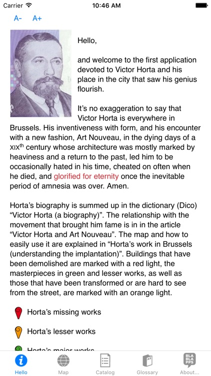 Horta Bruxelles screenshot-0