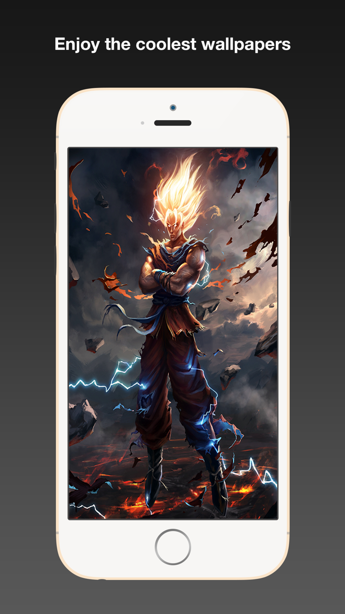 Dragon Ball Fan Art Wallpapers HD, Background & Themes with Cool HD Free Pics Screenshot