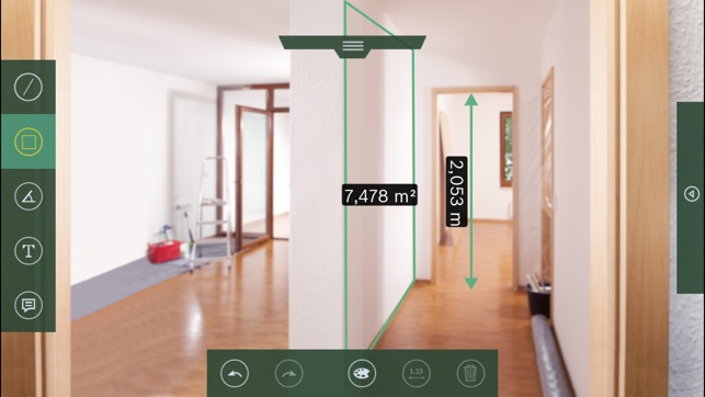Bosch Laser Entfernungsmesser Mit App : Plr measure go im app store