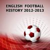 La Historia Del Fútbol Inglés 2012-2013