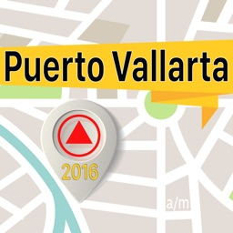 Puerto Vallarta Offline Map Navigator and Guide