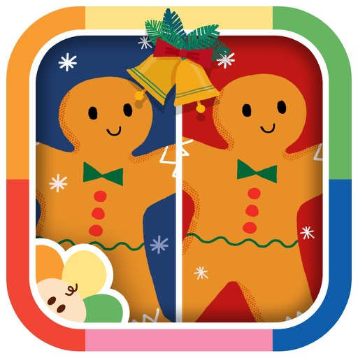 Christmas Match Game for Kids