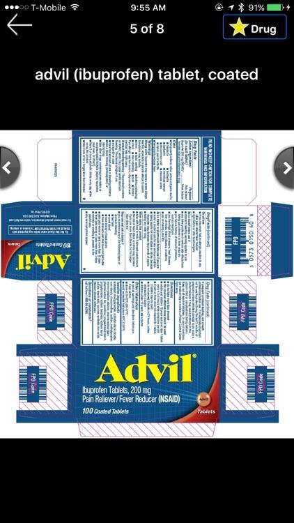 Drug Barcode Scanner Pro screenshot-4