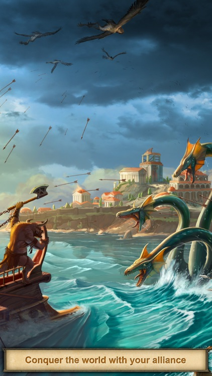 Grepolis - Divine Strategy MMO screenshot-4