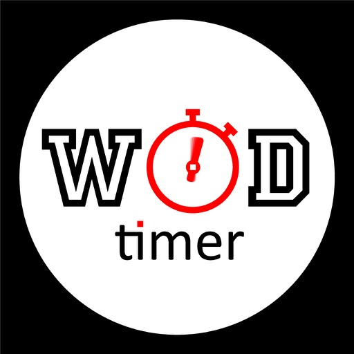WOD Timer - interval tabata round timer for hiit training PRO