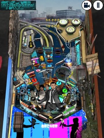 Archer Pinball Screenshots