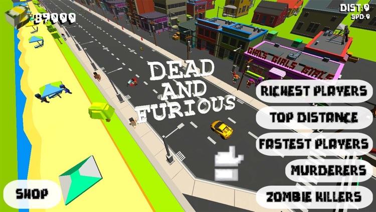 Dead And Furious Free screenshot-3