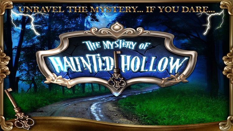Mystery of Haunted Hollow: Point Click Escape Game screenshot-0