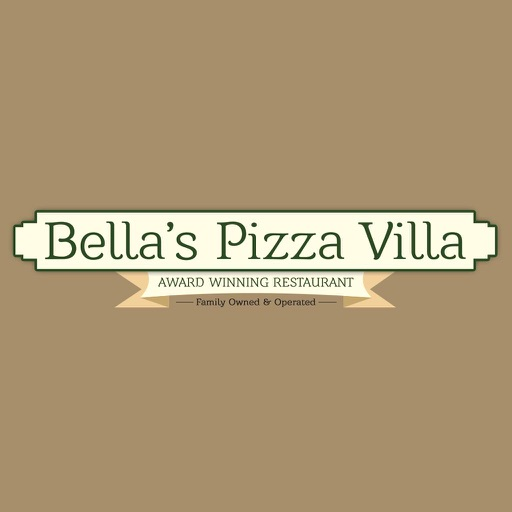 Bella's Pizza Villa
