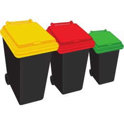 Christchurch Wheelie Bins