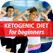 Best Ketogenic Diet Guide - Easy Weight Loss Diet Plan With Keto For Beginners, Start Today!