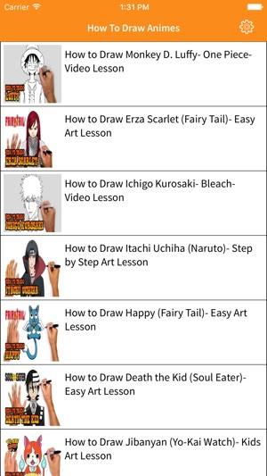 How To Draw Learn To Draw Pictures For Anime And Practice Drawing