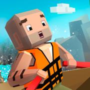 Pixel Boat Crash: Faily Brakes