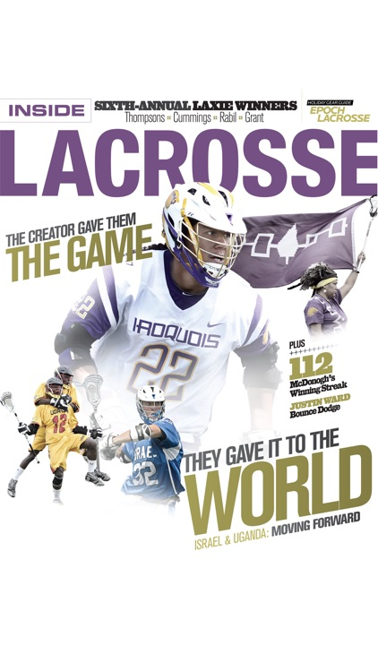 Inside Lacrosse screenshot-4