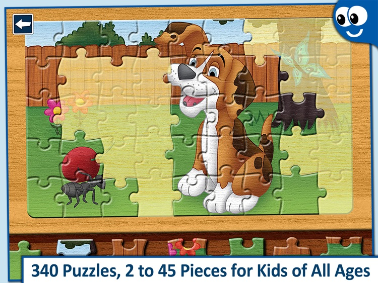 Kids' Jigsaw Puzzles Pro screenshot-0