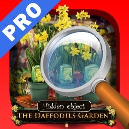 Hidden Object: The Dafodils Garden Pro