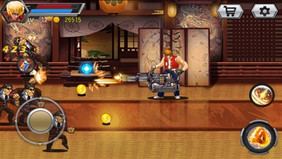 Sin City - Fighting Shooting Games-1