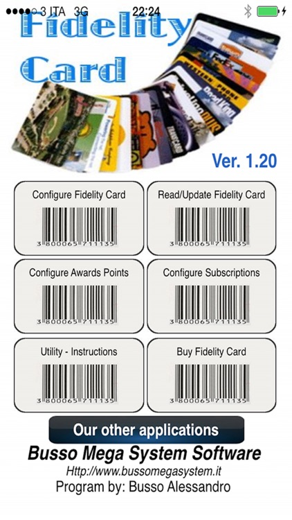 FIDELITY CARD screenshot-0