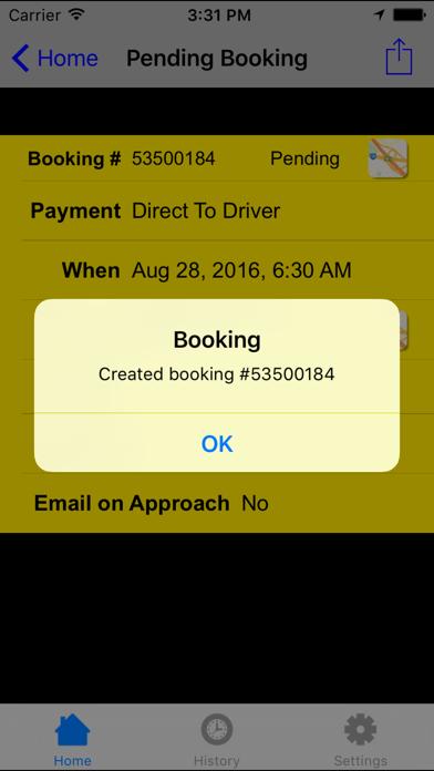 Delta Taxis screenshot four