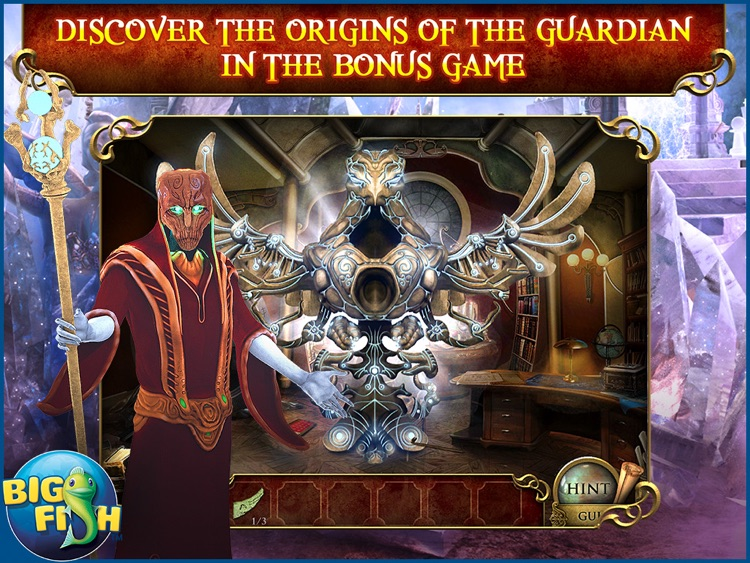Mythic Wonders: The Philosopher's Stone HD - A Magical Hidden Object Mystery (Full) screenshot-3