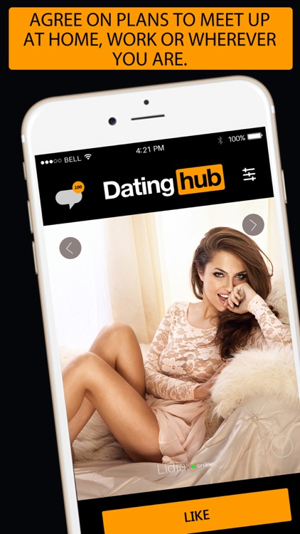 Dating hub -flirt and meet free singles online app