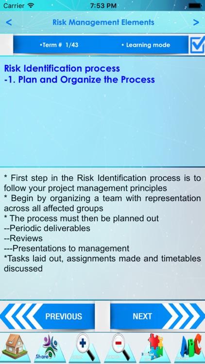 Risklopedia: The Full Risk Management Terminology