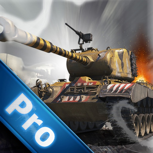 Amazing Tank Superhero Pro - Race World of War Tanks Blitz