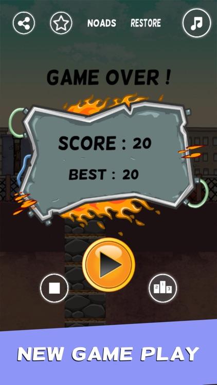 Cube Hero Ninja Skip Jump screenshot-4