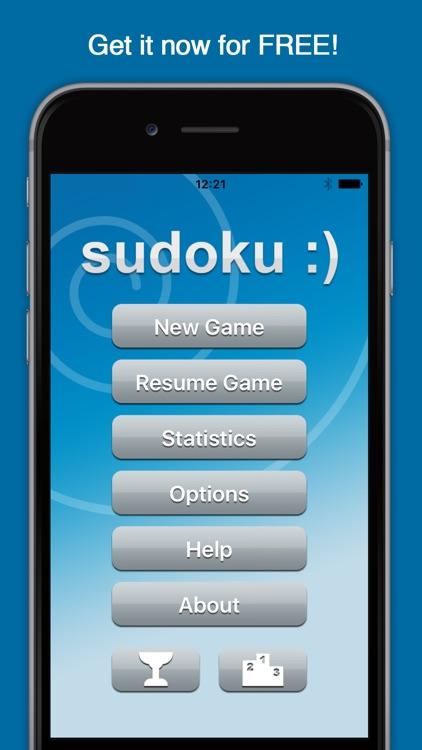 Sudoku :) screenshot-4