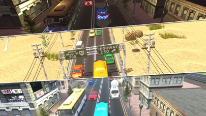 Endless Traffic Highway Racerのおすすめ画像4